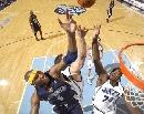 图文;[NBA]爵士胜灰熊 斯威夫特抢篮板
