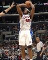 图文:[NBA]快船胜奇才 布兰德跳投