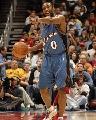 图文:[NBA]快船胜奇才 阿里纳斯指挥跑位