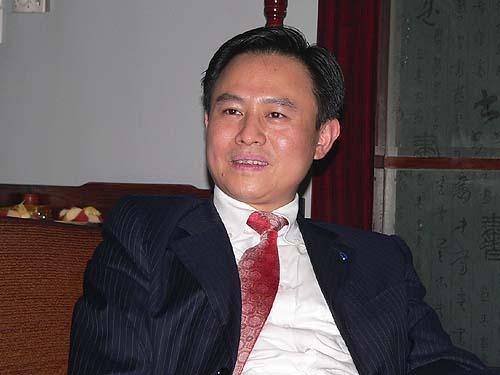 长安集团董事长徐留平