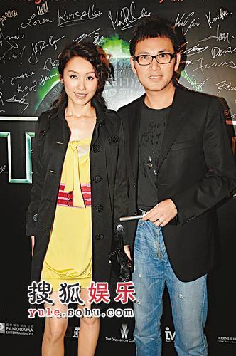 《忍者龟》首映,林文龙坦言已很久没与太太约会看戏了,他觉得应该支持图片