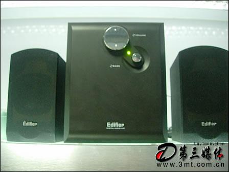 漫步者音箱: 全木质普及型! 漫步者R231T多媒体音箱