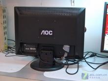 1499元AOC宽屏 Vista液晶912Sw超抢手