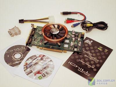 Inno3D显卡再升级 急冻7900GS国外首发