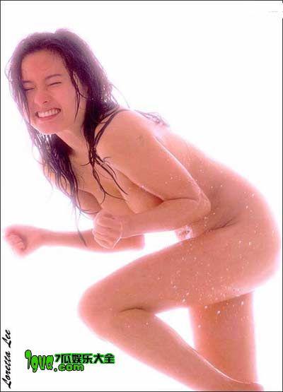 组图:李丽珍早期三级丰满裸照曝光 身材超辣