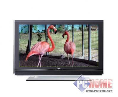 点击查看本文图片 TCL LCD32K73 - 不滥大街滥房子! 看最普及的平板电视