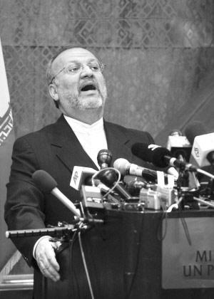 伊朗宣布部分中止与国际原子能机构合作