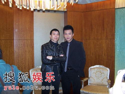 冯小刚和邓超