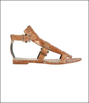 三类春鞋 演绎早春序曲