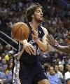 图文:[NBA]太阳胜灰熊 加索尔分球