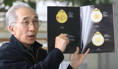 中国美术家协会主席靳尚谊
