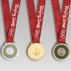 2008北京奥运奖牌背面