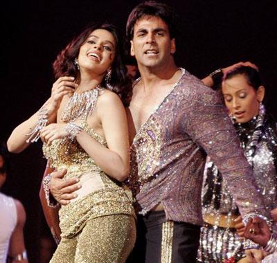 载歌载舞的印度电影