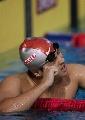 图文:男子200米蝶泳半决赛 吴鹏基本满意发挥