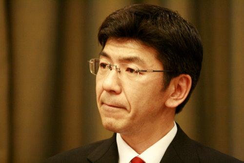佳能青岛分公司总经理高桥充夫先生