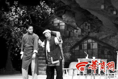 重庆话剧团的《桃花满天红》四月进京展演(图)