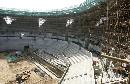 图文:奥林匹克森林公园网球场 观众座席