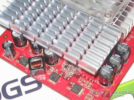 配全方位散热器 通路7600GS暴跌150元