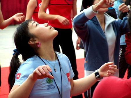 深圳国际攀岩邀请赛(女子篇)