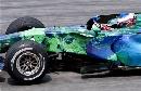 图文:[F1]马来西亚雪邦试车  巴顿测试效果一般