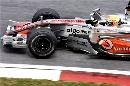 图文:[F1]马来西亚雪邦试车  汉密尔顿试车