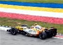 图文:[F1]马来西亚雪邦试车 科瓦莱宁没有感觉