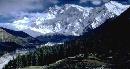 壮观的南伽帕尔巴特峰