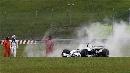 图文:[F1]马来西亚雪邦试车 宝马引擎不耐高温