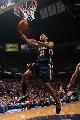 图文:[NBA]步行者负篮网  格兰格上篮