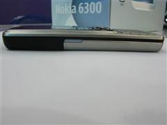 精工细作章显魅力NOKIA新机6300到货