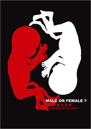 男女平等---胎儿篇 作者:张勇