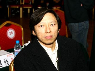 搜狐公司董事局主席兼CEO张朝阳先生