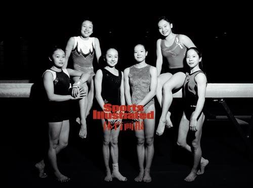 狂操日本女子_女子体操队;; 庞盼盼!典型的东方美女!; 日本体操美女