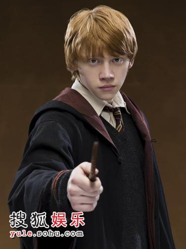 组图:《哈利波特与凤凰社》最新角色造型曝光