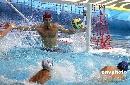 图文:匈牙利队淘汰西班牙队晋级水球决赛