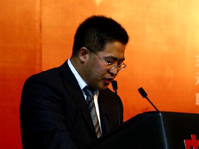 中国金融网总裁何世红