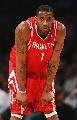 图文:[NBA]火箭VS湖人 麦迪蓄势待发