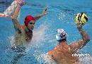 """图文:克罗地亚与塞尔维亚的""""水球战争"""""""
