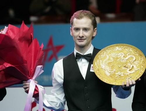 多特夺取2007斯诺克中国赛冠军