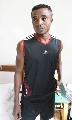 图文:实德试训外援抵达大连 加纳前锋信心十足