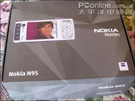 诺基亚手机N95