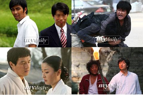 韩国本土电影4月全面出击