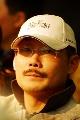 图文:斯诺克大师表演赛 导演和平观战