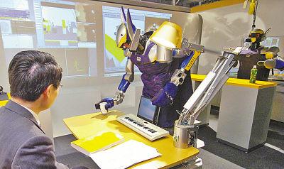 """新型机器人可根据人类声音指令""""做家务"""""""