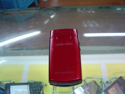 点击查看本文图片 三星C408欧洲版红色到货售卖价格760!