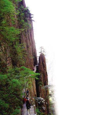 黄山/西海大峡谷景区是黄山新开发的游览区。它融峰林景观峡谷奇观于...