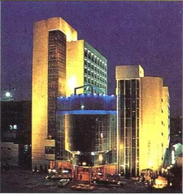 上海金桥大酒店