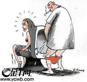 男女真人:王者漫话(图)荣耀漫画漫画太厕所乙图片