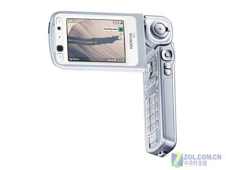 N95/N93i不断冲击 诺基亚N93大跌308元