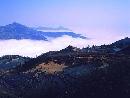 哀牢山中的梯田与云雾(四)